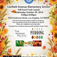 los angeles food trucks school fundraisers