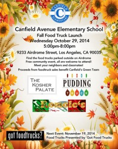 los angeles food trucks school fundraisers