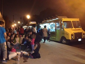 los angeles food trucks event