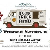 los angeles food trucks short ave elementary fundraiser