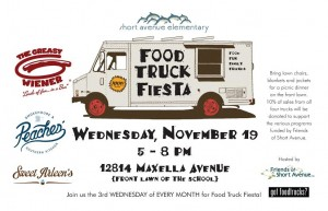 los angeles food trucks short ave elementary fundraiser