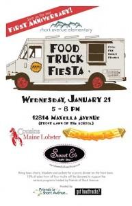 los angeles food trucks short avenue elementary marina del rey