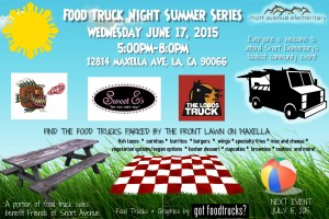 best food trucks los angeles food truck events short avenue elementary school summer solstice fundraiser lausd