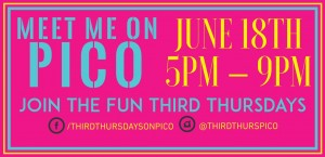 los angeles best food trucks third thursdays on pico mid city artwalk great streets