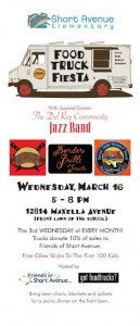 short avenue elementary food truck night jazz concert free events fundraising culver city venice