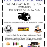 canfield elementary school lausd west los angeles beverlywood koshet glatt open house food truck