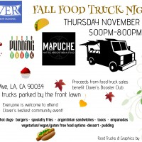 los angeles food truck fundraiser fall family events clover avenue elementary west los angeles mar vista venice palms